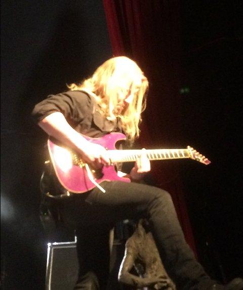 Emppu Vuorinen of Nightwish