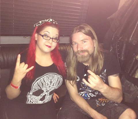 Par of Sabaton with Mercedes