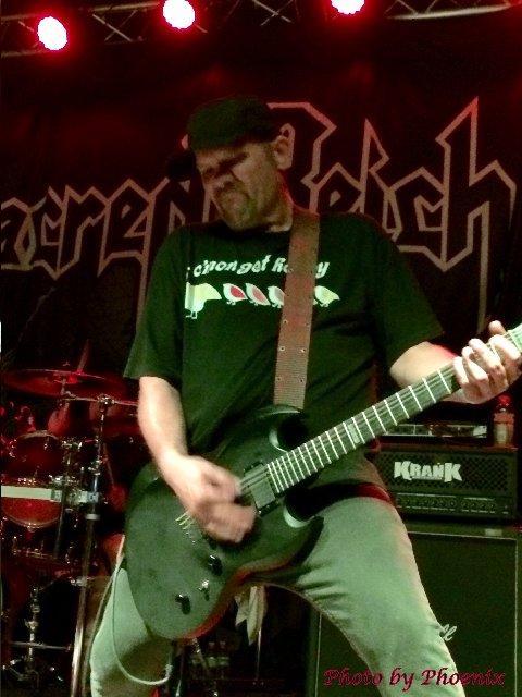 Jason Rainey of Sacred Reich 6-6-15