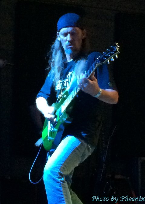 Wiley Arnett of Sacred Reich 6-6-15