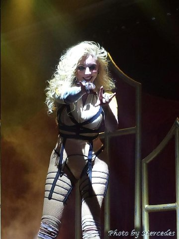 Maria Brink from In This Moment
