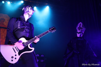 Ghoul and Papa in purple a